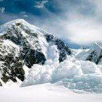 Попередження щодо небезпеки сходу снігових лавин у Закарпатської областi