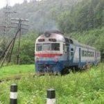 Потяги України
