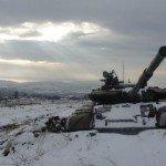 На закарпатській полонині стоїть 9 танків!