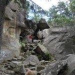 Івано-Франківська область: рятувальники надали допомогу травмованій туристці з Німеччини