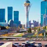 Поїздка в Казахстан