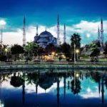 Оглядові майданчики Стамбула