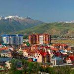 Області Киргизії