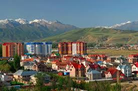 Бішкек - столиця Киргизії