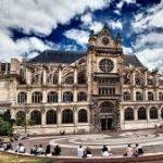 Париж – Опера, Помпіду, Ля Віллет, Сент-Есташ