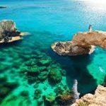 Найтепліший курорт Греції