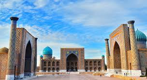 До Ташкента на поїзді і автомобілі