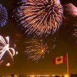 Новий рік в Канаді