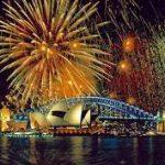 Головне новорічне шоу Австралії