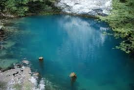 Де купатися на озерах в Карпатах в 2017 ч. 2