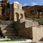 Що подивитися в Азербайджані – Ичери-шехер, Мавзолей Дірі-баба