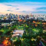 Парки та сади Бангкоку