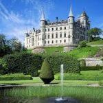 Популярні замки Шотландії