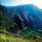 Дорога Ледо, Китай