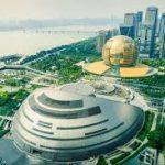 Культові споруди Хначжоу