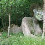 Сад Сплячого Гіганта