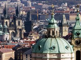 Екскурсії в Празі і з Праги