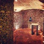 Каплиця черепа Мортура в Брно