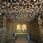 Каплиця черепів. Катакомби церкви Св. Якуб в Брно