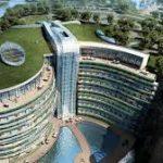 Китаї відкрився розкішний готель в старому кар'єрі