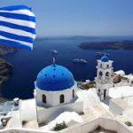 Пляжі і море в Греції