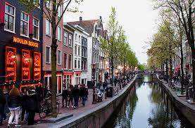 Транспорт і сувеніри в Амстердамі