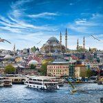 У Стамбул взимку