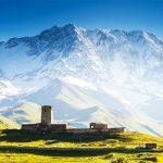 Найдивовижніші селища в горах